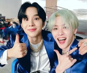 selca, kun, and jungwoo image