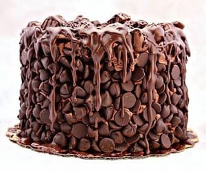 cake, chocolate, delicious and food