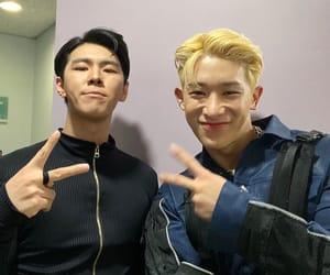 kpop, wonho, and boys image