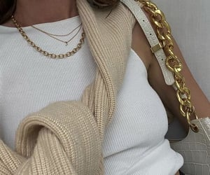 beige, clothes, and style image