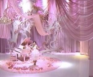 piano and pink image
