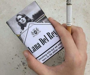 cigarettes, grunge, and lana del rey image