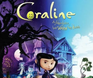 like, movie, and coraline and secret world image