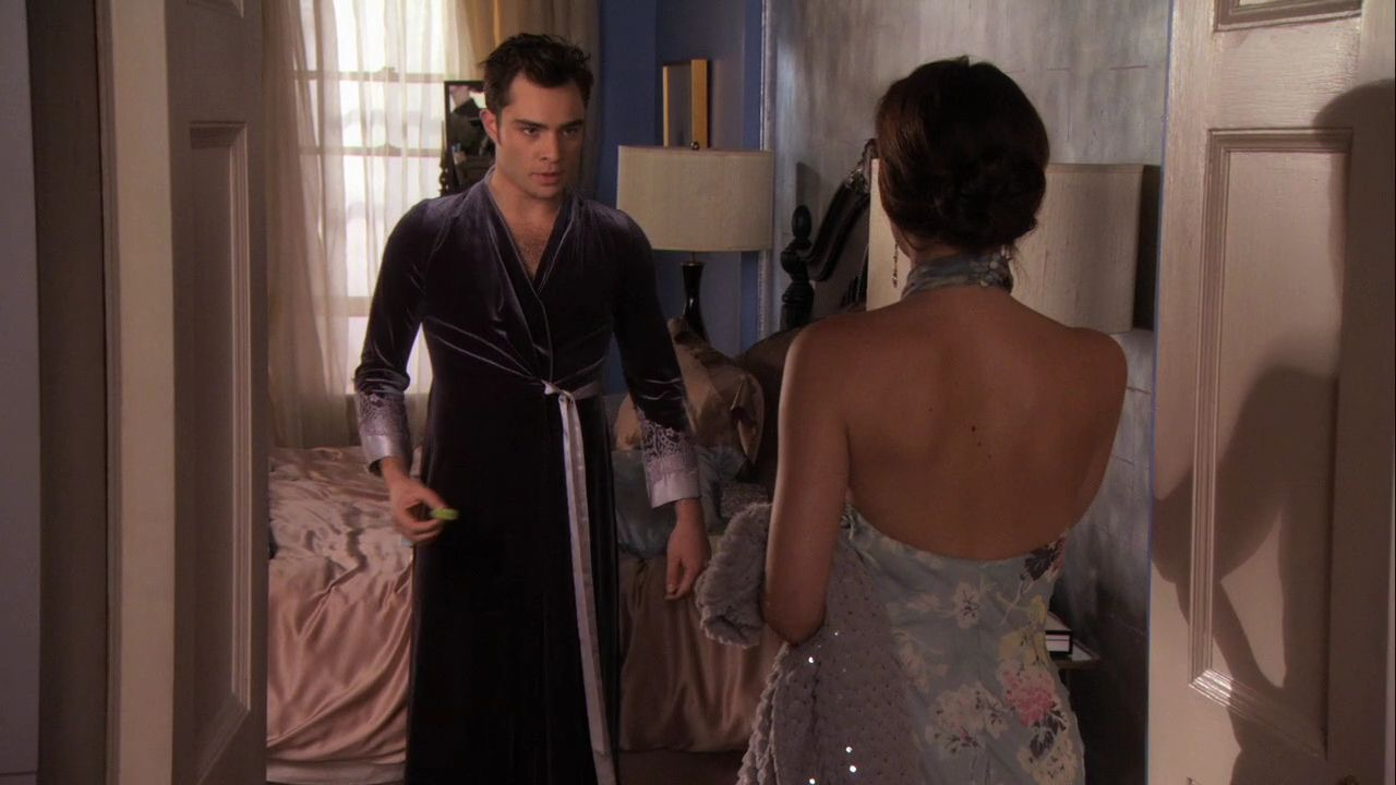 blair, chuck, and xoxo image