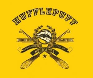 harry potter, hogwarts house, and harry potter header image