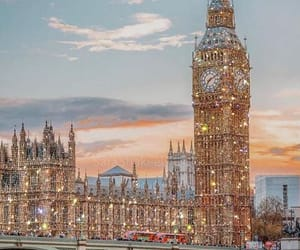 london, travel, and aesthetic image