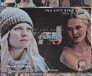 aesthetic, Lyrics, and once upon a time image