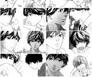 anime, boy and girl, and manga image