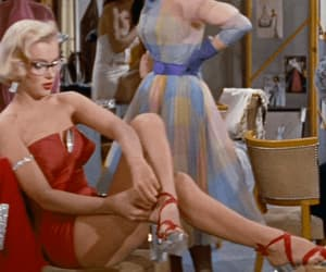 1953, how to marry a millionaire, and film image