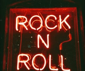 rock n roll and wallpaper image