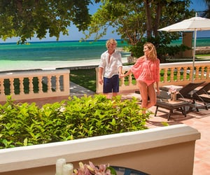 Caribbean, romance, and luxury hotel image