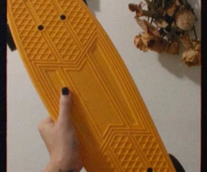 penny, penny board, and aesthetic image