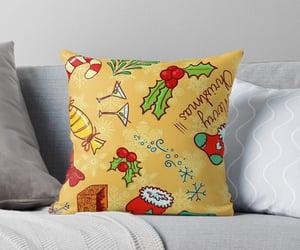 merry christmas and christmas pattern image
