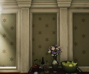 green, sage, and wallpaper image