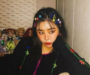 girls, jung wheein, and kpop image
