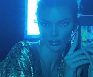 kendall jenner, blue, and Kendall image