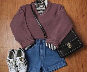 adidas, outfits, and stylish image
