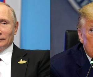 news, russia, and donald trump image