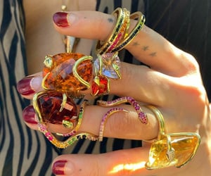 bijoux, bling, and jewellery image
