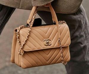 bag, chanel, and designer image