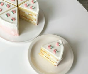 cake, aesthetic, and food image