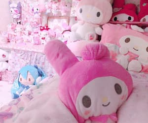 hello kitty, japan, and kawaii image