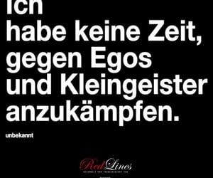 deutsch, ego, and zitat image