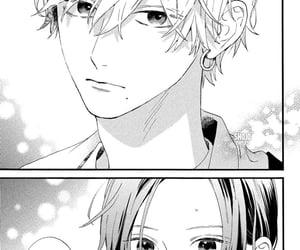 couple, manga, and shoujo image