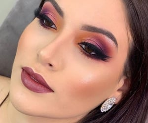 colors, couleurs, and smokey eyes image