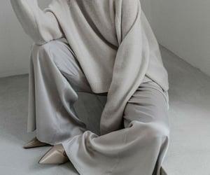 blogger, cashmere, and fashion image