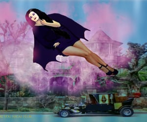 Lily Munster and Yvonne De Carlo image