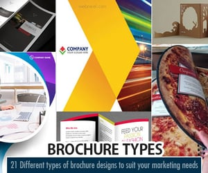 graphic design, brochures, and brochure designs image
