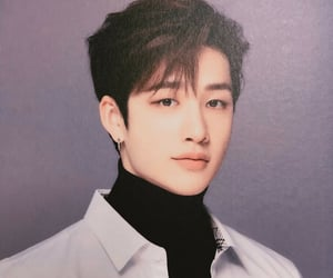 idol, kpop, and leader image