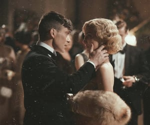 peaky blinders, love, and couple image