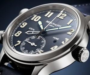 watch, luxury, and patek philippe image