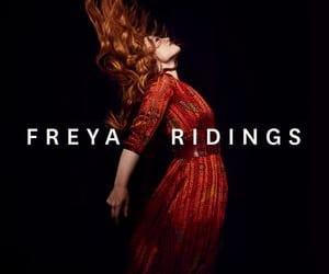 black, music, and freya ridings image