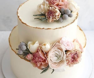 cake, in love, and marriage image