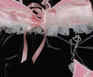 baby, jewels, and pink image