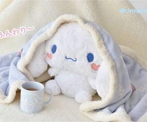 kawaii, sanrio, and cinnamoroll image