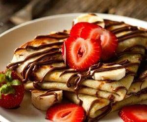 pancake, sweet, and tumblr image