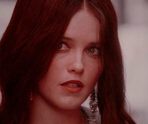 actress, beautiful, and emotions image