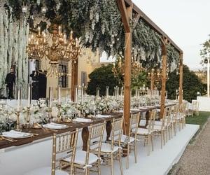 bride, cena, and fiesta image