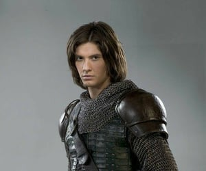 armor, ben barnes, and guy image