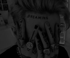 alternative, dark, and Tattoos image