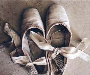 aesthetic, dance, and footwear image