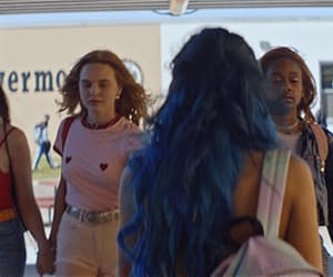 gif, bella thorne, and assassination nation image