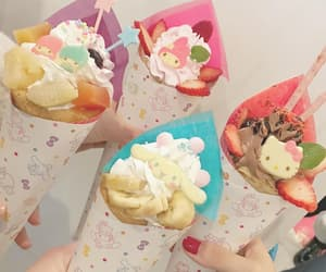 cupcakes, my melody, and food image