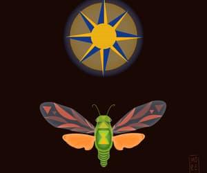 bug, magic, and mythology image
