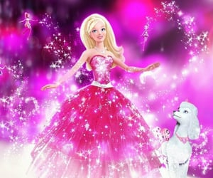 barbie, fashion fairytale, and barbie movie image