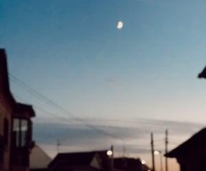 cielo, moon, and sky image
